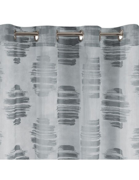 Eurofirany Bed Cover Embellished Irene 140X250 Silver