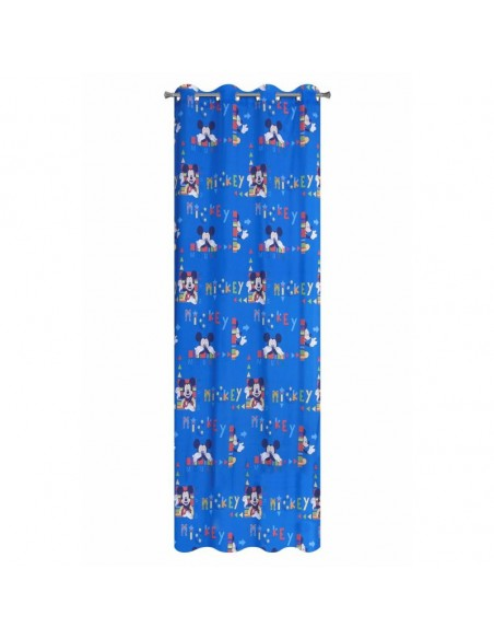 Eurofirany Ready Made Curtain Mike 140X245 Blue