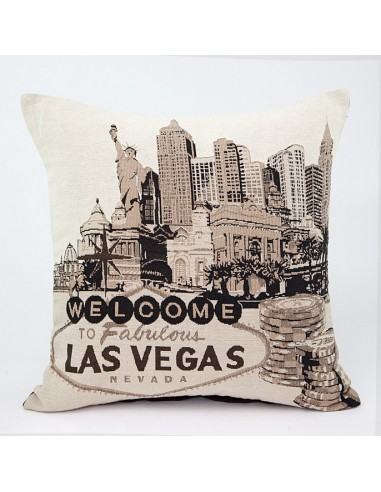 Eurofirany Pillow Case On The Pillow-Vegas 01 45X45 Beige