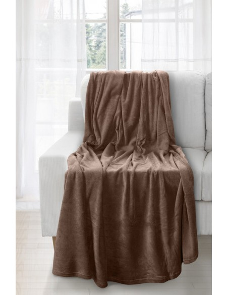 Eurofirany The Simple Brown Quilt 150X200