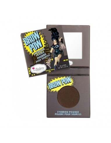 TheBalm Brow Pow Eyebrow Powder Dark...