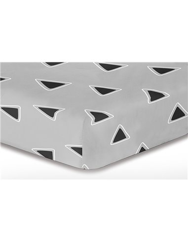 DeckoKing Sheet in a geometric pattern HYPNOSIS WITCHCRAFT S1 200x220+30