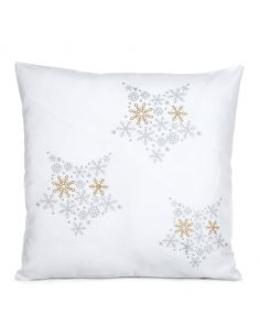 EUROFIRANY Christmas Pillow case 45X45 ALEX WHITE