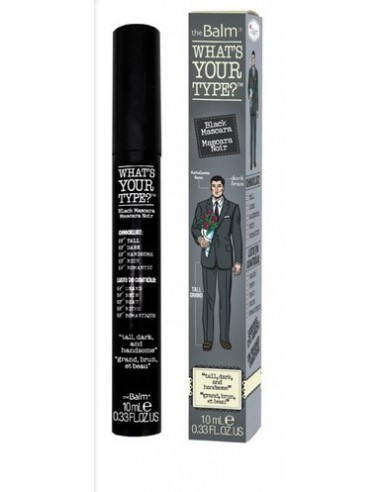 TheBalm Tall, Dark and Handsome Tusz...