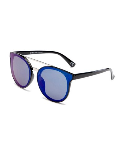 Women's cat eye glasses with polarization drd-12c2