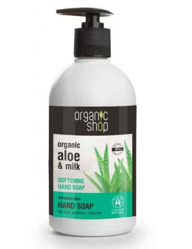 Organic Shop Softening liquid hand...