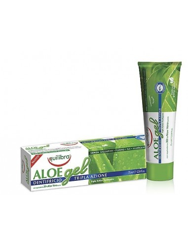 Equilibra Aloe Pasta-Gel for Teeth 75ml
