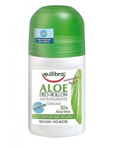 Equilibra Aloe Vera Deodorant in the...