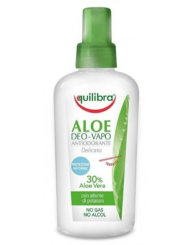 Equilibra Aloe Vera Deodorant Spray 75ml