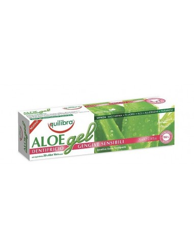 Equilibra Aloe Pasta for Sensitive...