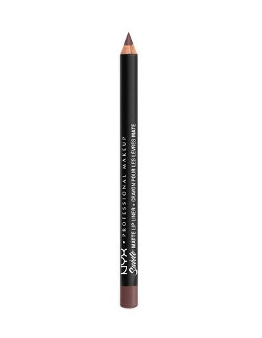 NYX Suede Matte Lip Pencil moonwalk