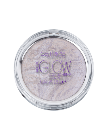 Catrice Arctic Glow Baked Highlighter...