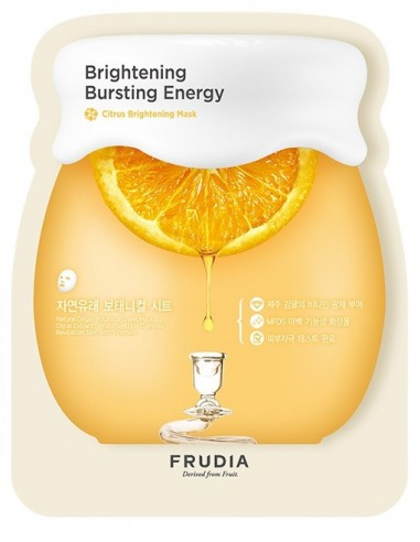 Frudia Brightening Face Mask Citrus