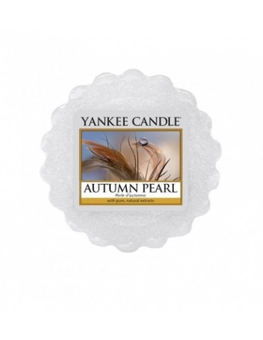 Yankee Candle Wosk Autumn Pearl