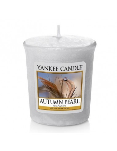 Yankee Candle Sampler Autumn Pearl