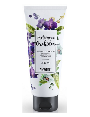 Anwen Protein Orchid Mask for Hair...