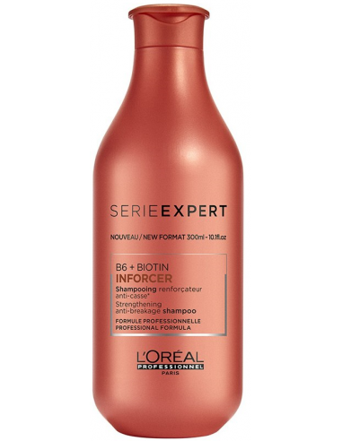 Loreal Inforcer Shampoo for Hair 300ml