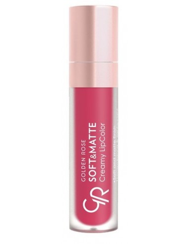 Golden Rose Soft  and  Creamy Matte...