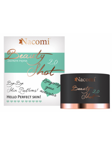 Nacomi Beauty Shot 2.0 Serum-Krem do...