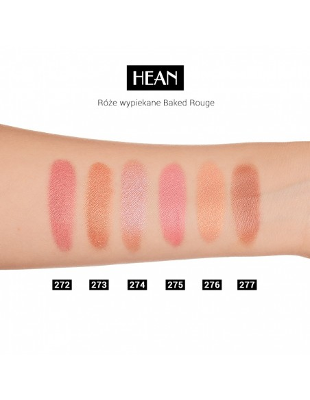 HEAN Baked Blush Rouge 275