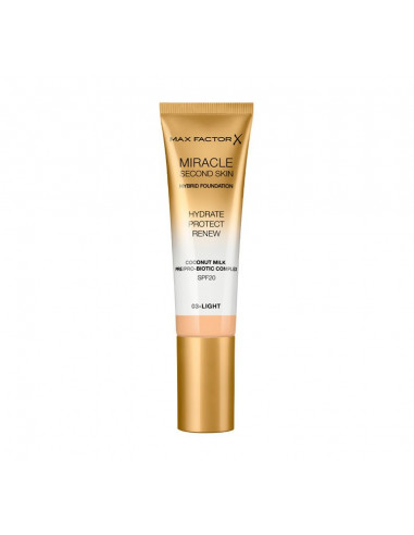 Max Factor Miracle Second Skin...