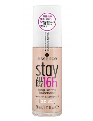 Essence Stay All Day 16h Foundation...