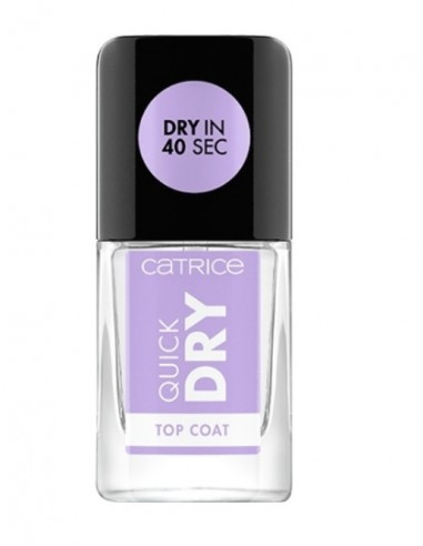 Catrice Quick Dry Quick Dry Nail Top...