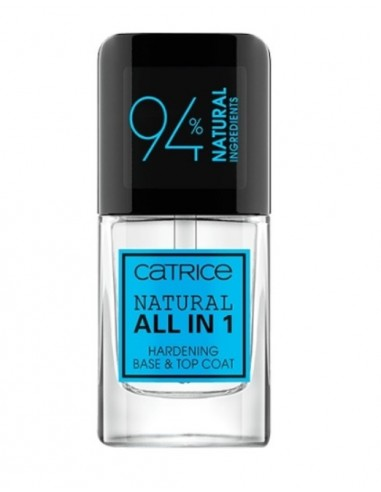 Catrice Natural All in 1 Nail Base...