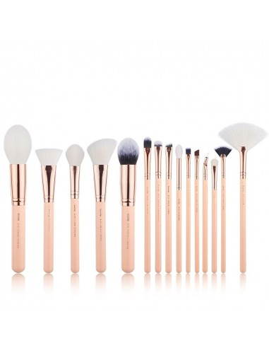 Jessup A Set Of 15 Brushes Peach...