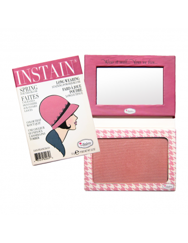 TheBalm Houndstooth Instain Blush