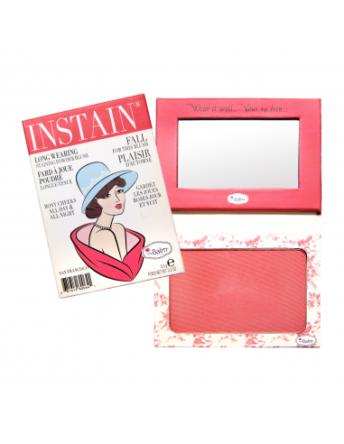 TheBalm Instain Toile Рум'яна