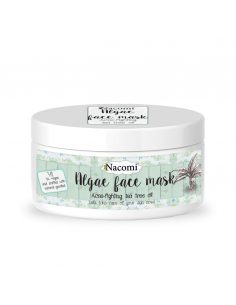 Nacomi Algae Face Mask and...