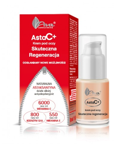 AVA Astra C+ Eye Cream Regeneration,...