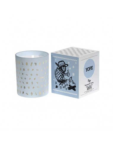 Yope Fig Scented Candle 200g