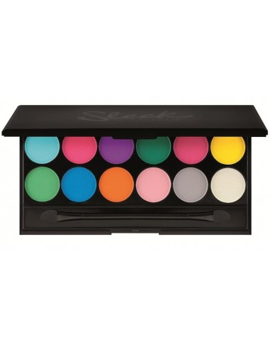 Sleek Makeup Ultra Matte V1 Brights...