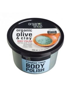 Organic Shop Body Scrub the...