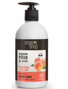 Organic Shop liquid Soap...