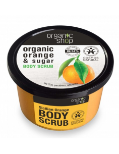 Organic Shop Body Scrub...
