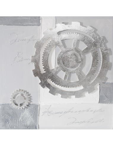 THE PICTURE/A CLOCK/B 60X60