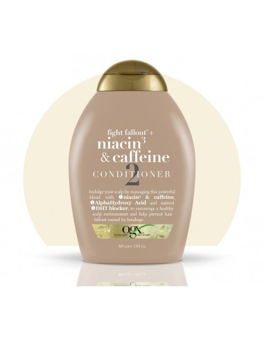 OGX Conditioner Against Hair Loss...