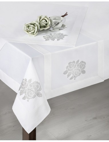 Eurofirany Tablecloth Sofia 32X45 White