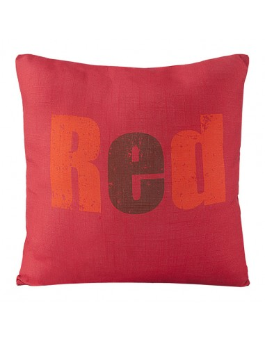 Eurofirany Colors Decorative Pillowcase 45X45 Red