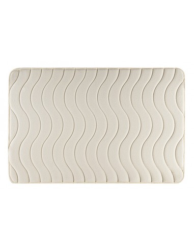 Eurofirany The Bathroom Mat 60X90 Wave Cream