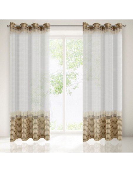 Eurofirany Ready Made Curtain Evi 140X250 Beige