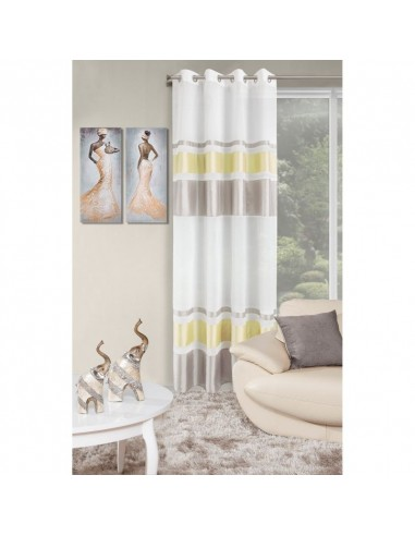 Eurofirany Ready Made Curtain Miva 140X250 Gold