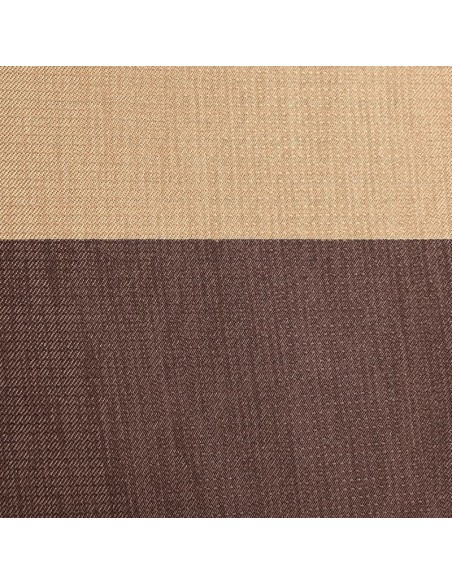 Eurofirany Ready Made Curtain Sally 140X250 Cream/Brown