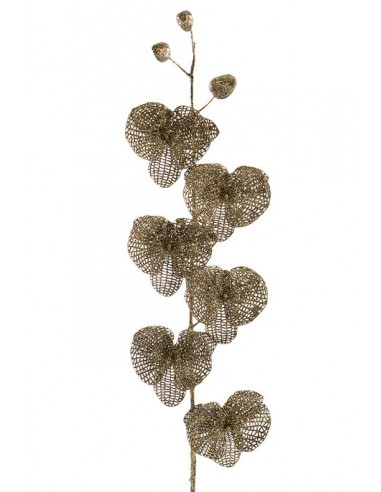 Eurofirany Twig Decorative Orchid 1 Brown