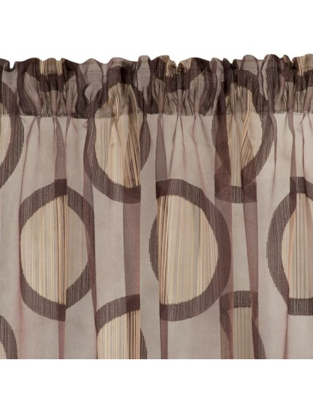 Eurofirany Ready Made Curtain Faith 140X250 Brown
