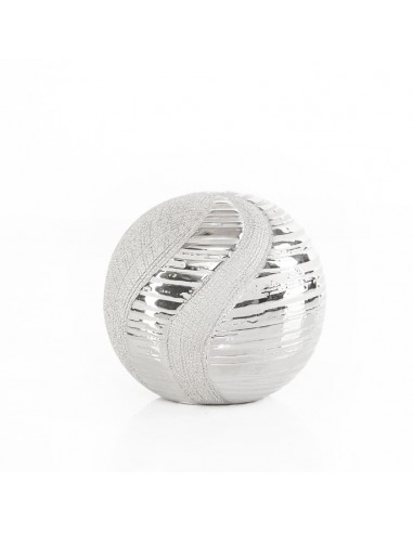 Eurofirany Decorative Ball Anette 01 9X9X9/X2 Silver