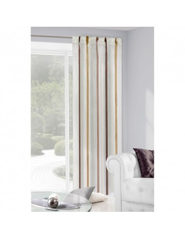 Eurofirany Ready Made Curtain Clark 140X250 Brown/Beige